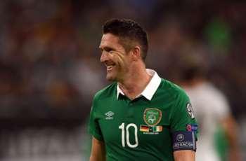 Republic of Ireland's Robbie Keane announces retirement