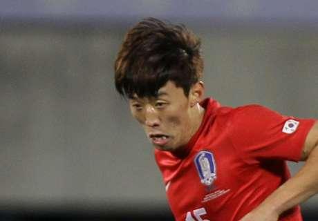 South Korea 2-0 Canada: First-half goals
