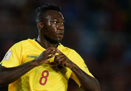Caicedo ruled out of Copa America