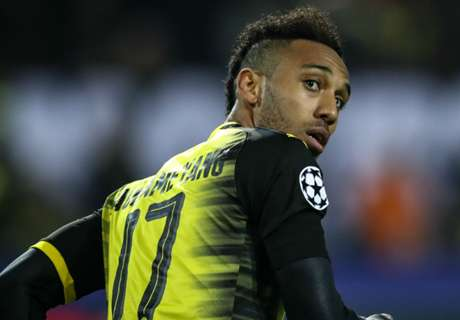 Aubameyang confirms Dortmund extension