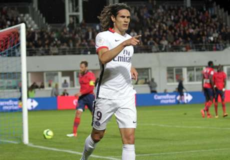 Emery wants new striker at PSG
