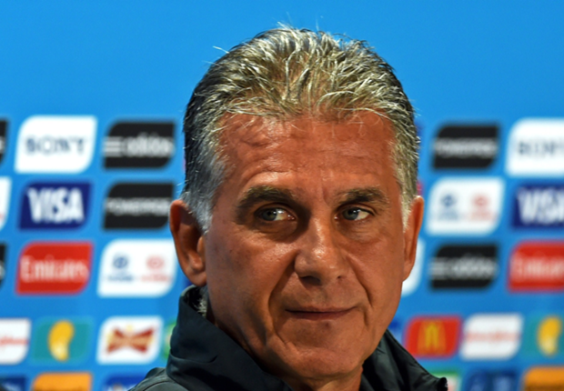 Carlos Queiroz turned Iran into a tough unit in Brazil