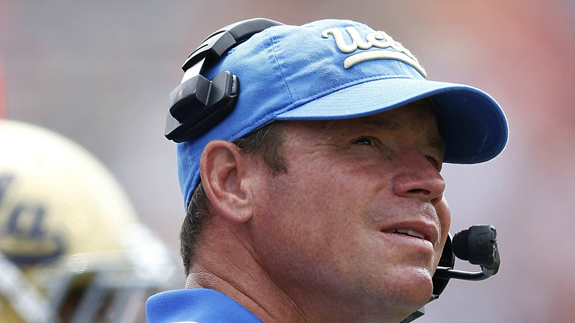 Mora Out At UCLA After USC Loss