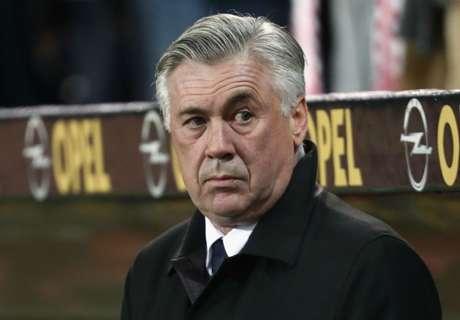 Ancelotti not keen on Madrid tie