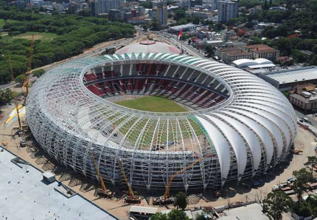 Fifa working with Brazil to complete stadiums in time for World Cup