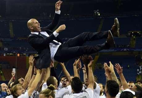 Perez: Zidane Elemen Kunci Madrid