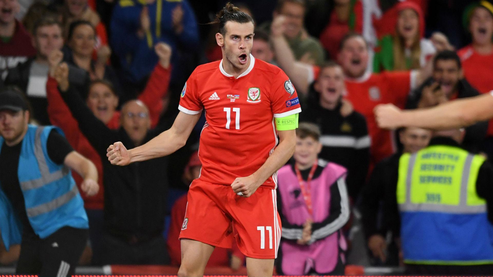 Wales 2-1 Azerbaijan: Bale rescues faltering hosts late on