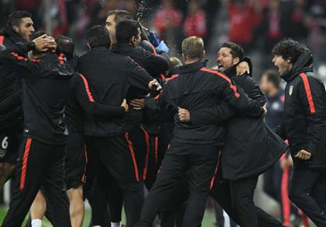 Simeone: Atletico beating the best