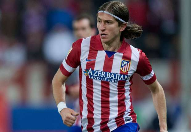 Atletico ruined chance to go top - Filipe Luis
