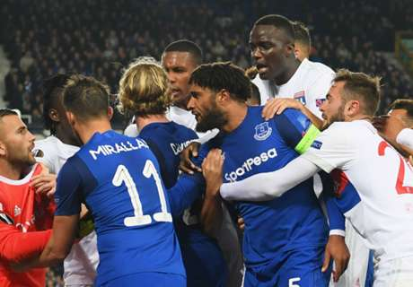 Auteur de coups sur Lopes, le fan d'Everton est banni à vie
