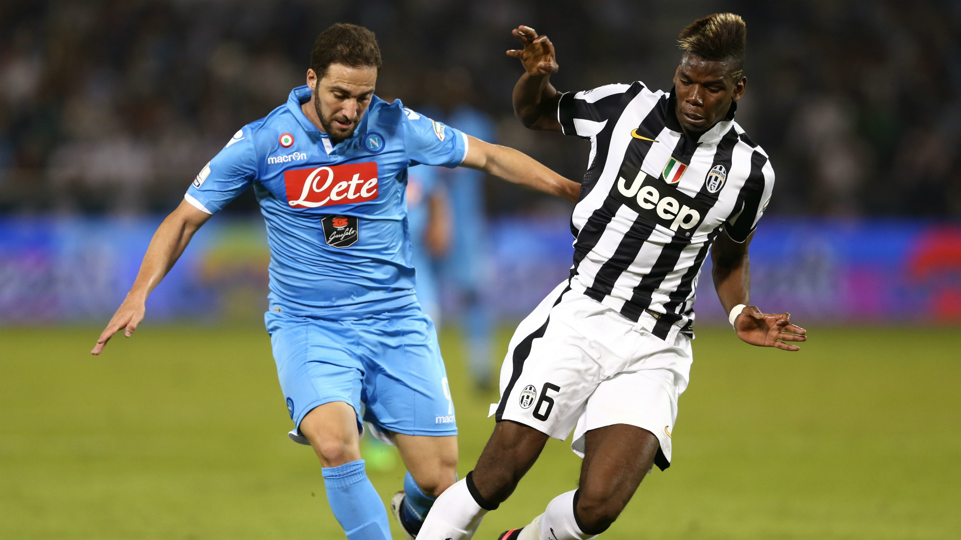 Paul Pogba edging closer to world record Manchester United move