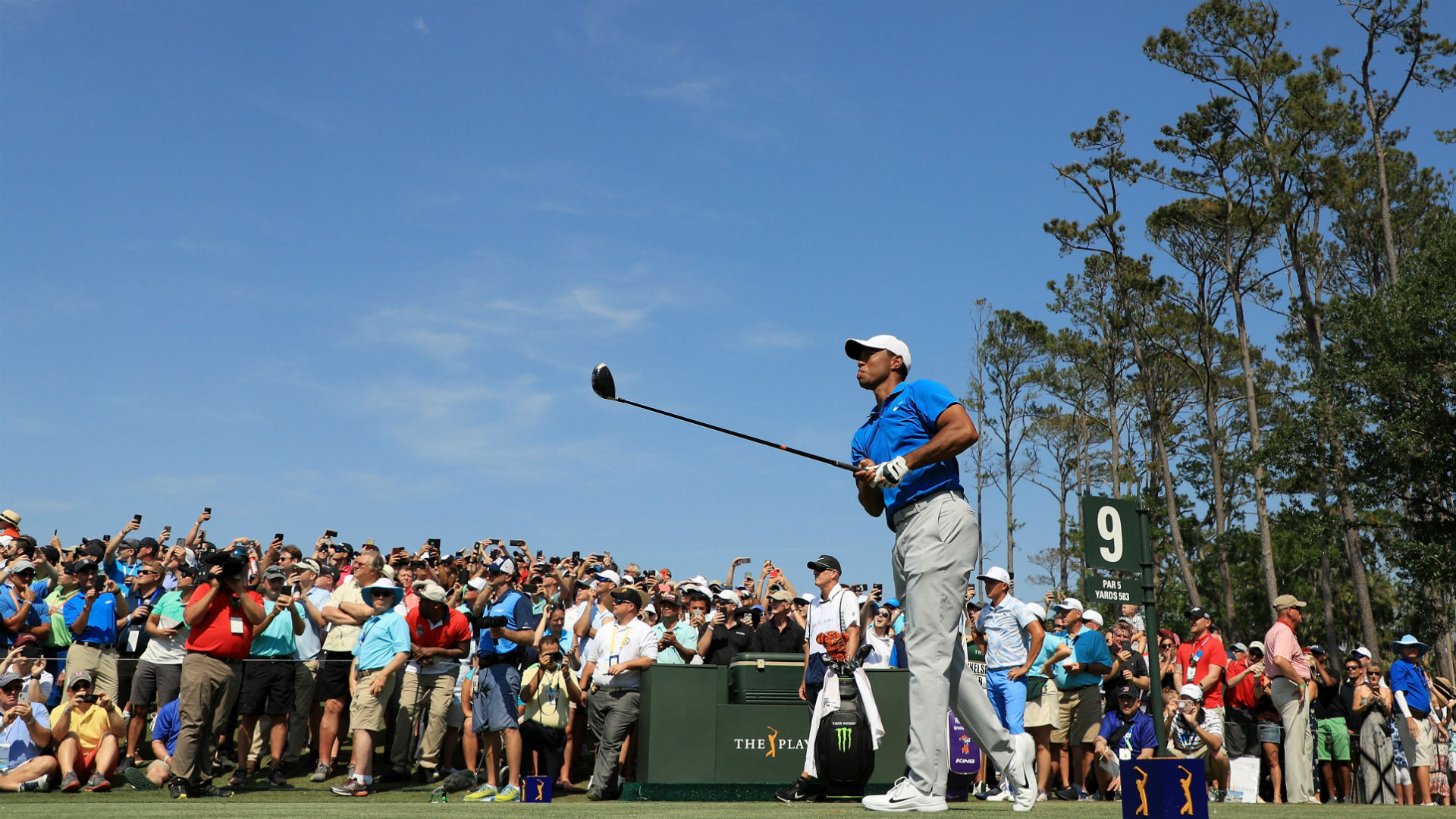 Tiger Woods on Players rally: This weekend was more like it