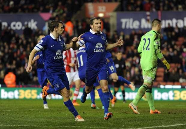 Everton reaction pleases Martinez