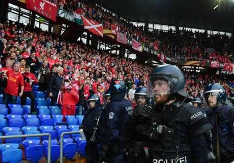 UEFA fines Liverpool, Sevilla