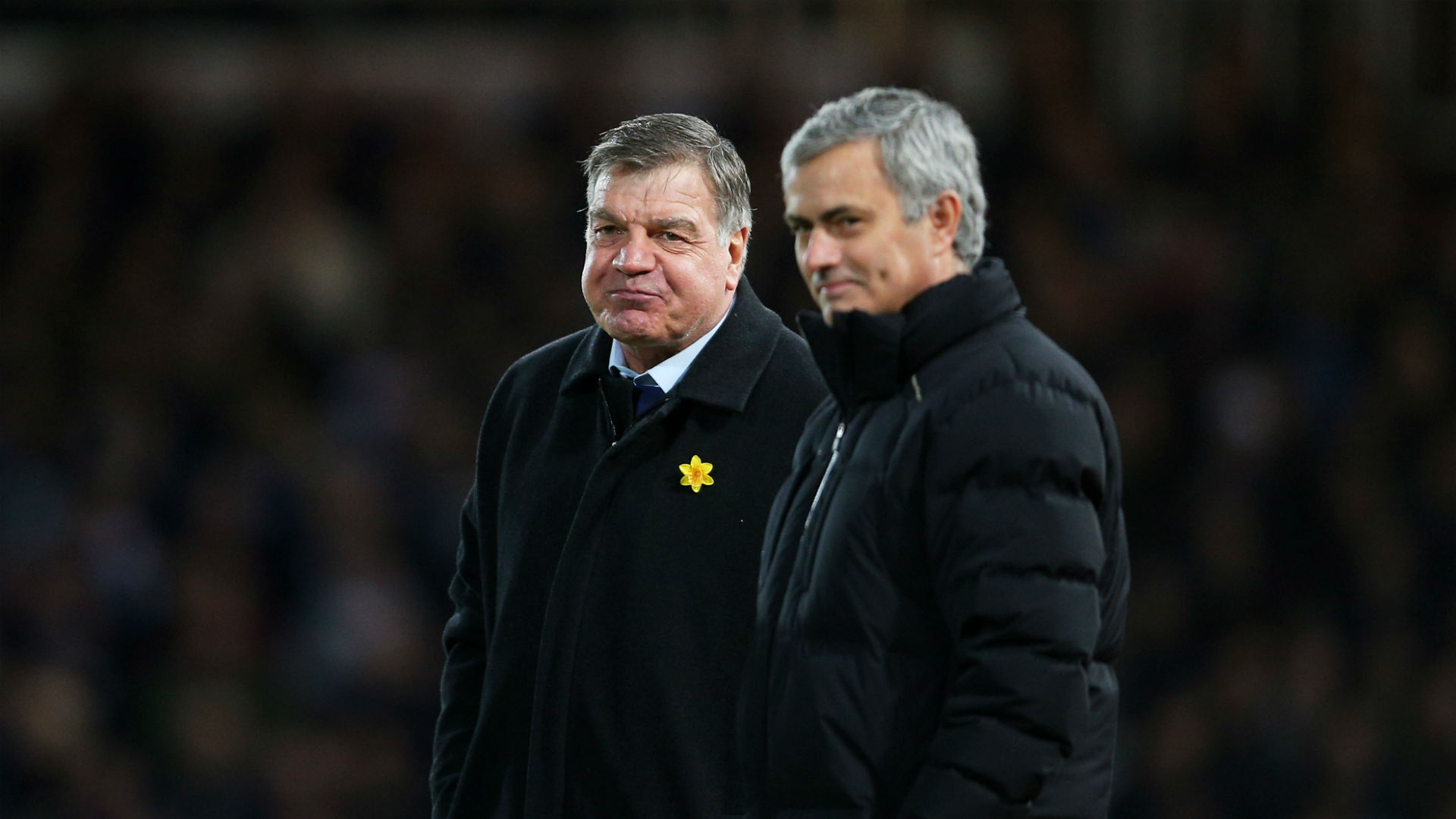 It would happen abroad- Allardyce backs Mourinho's Premier League gripe
