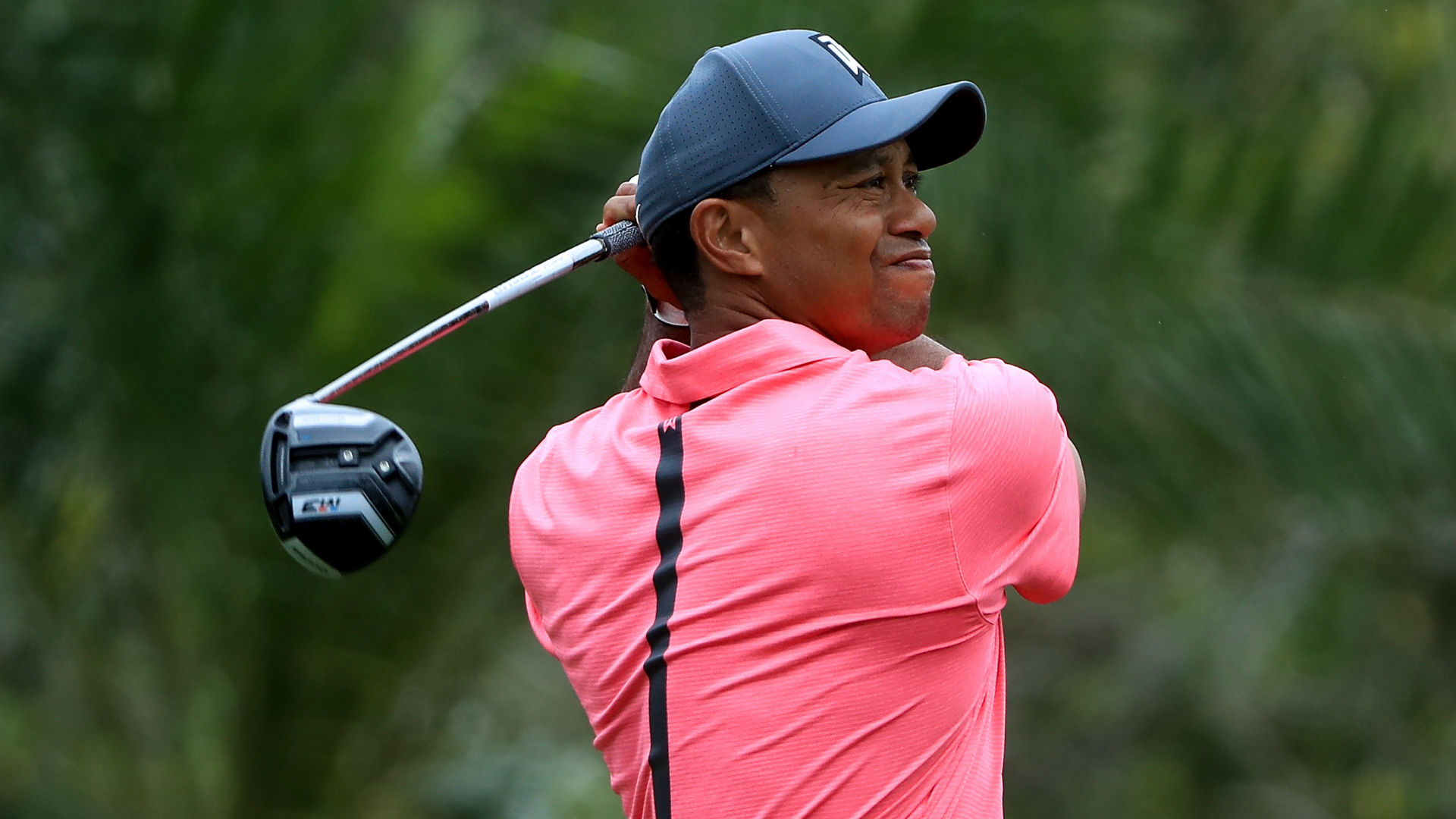 tiger woods reclaims share of lead at valspar championship
