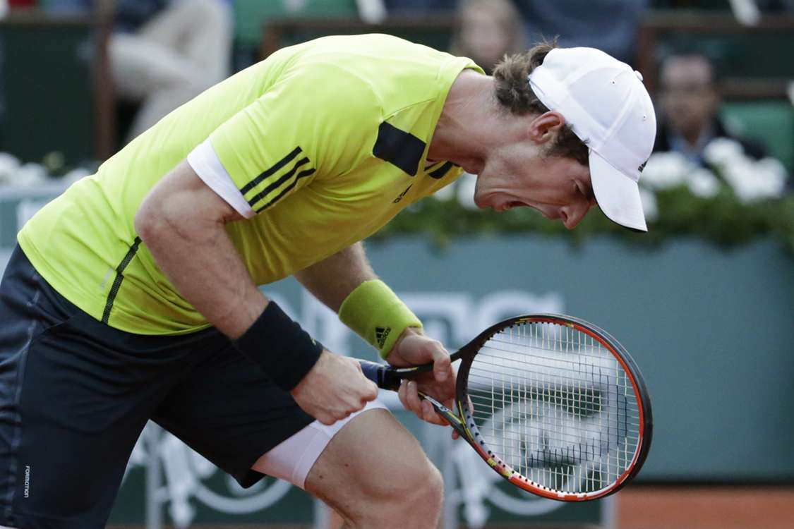 Murray 'relieved' to reach semis