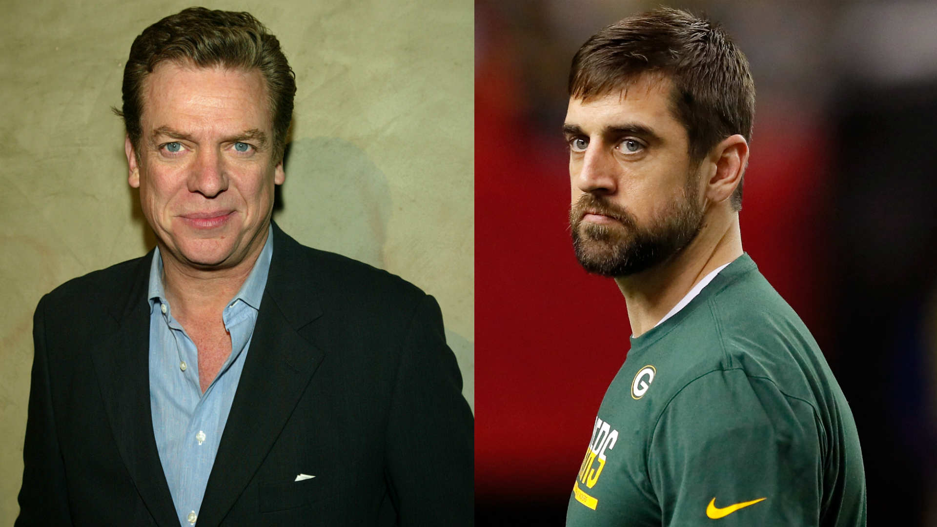 Aaron Rodgers gets into Twitter spat with 'Happy Gilmore ...