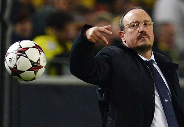 Benitez: Napoli are not in free fall