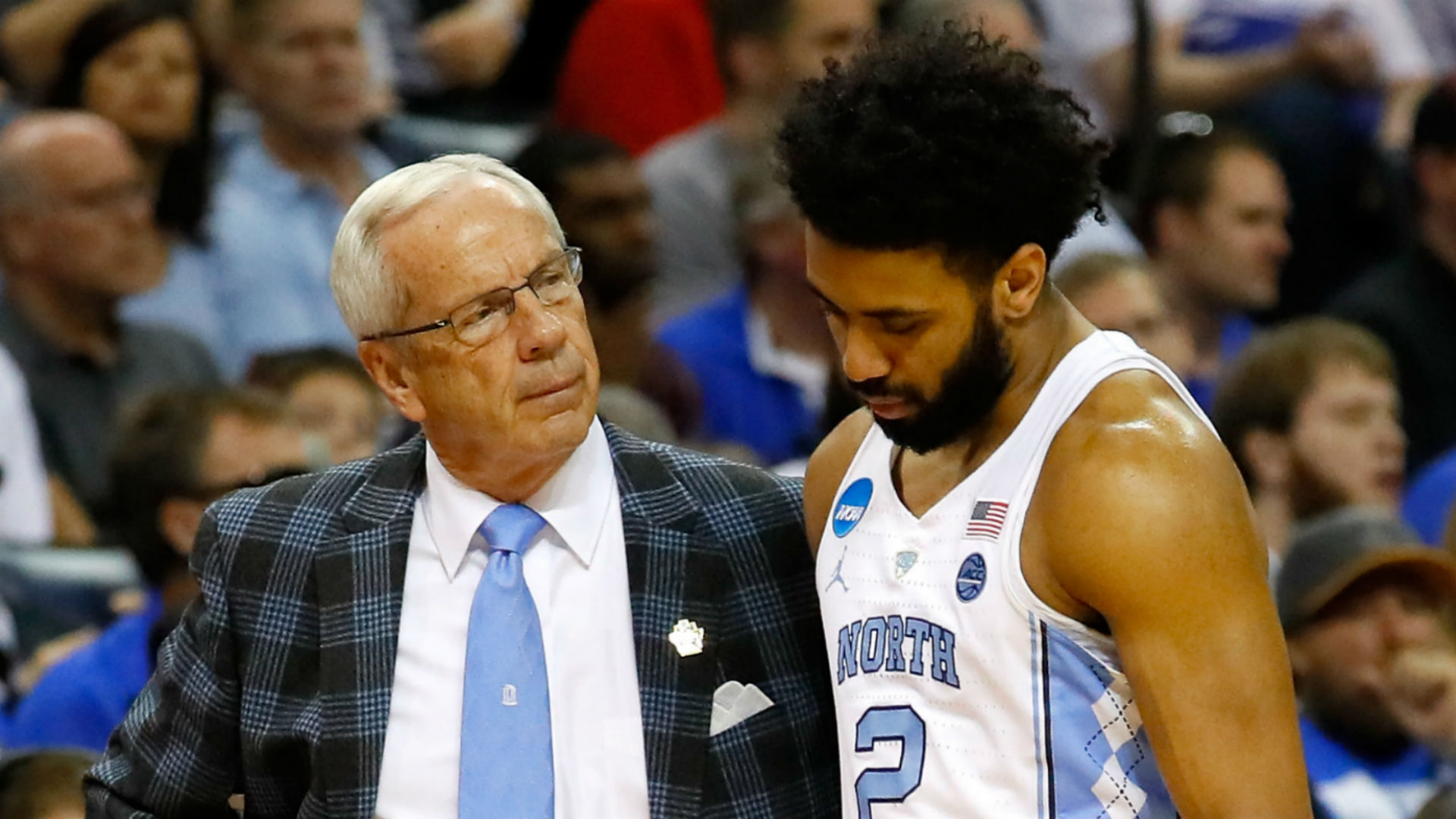 Roy Williams Addresses Joel Berry II's Injury Status