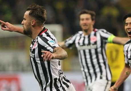 Huszti & Seferovic down Dortmund