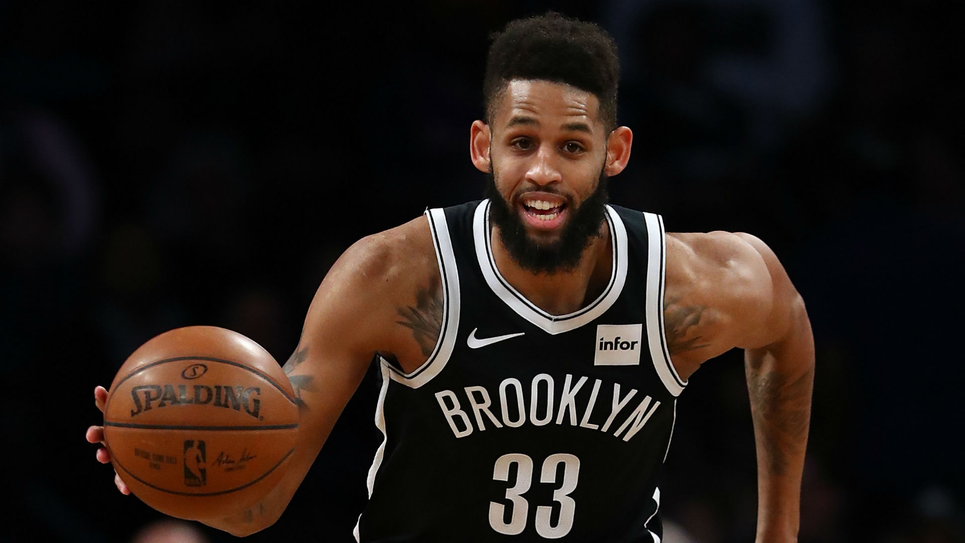 Nets' Allen Crabbe makes big donation to save high school his grandfather founded