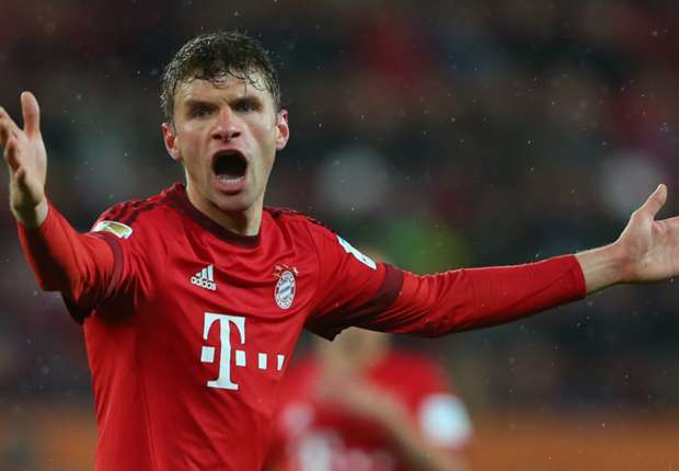 Muller: I rejected England move over clubs' inability to compete