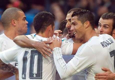 Real Madrid 4-1 Getafe: Easy win