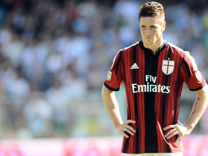 Torres: I want to become Serie A top scorer