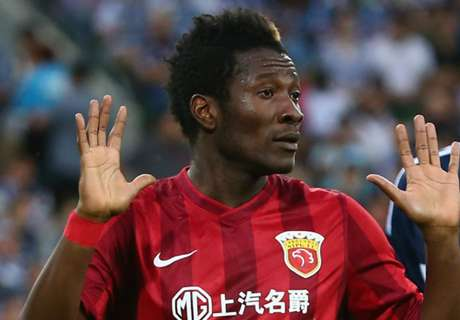 Gyan: I will have a club in England