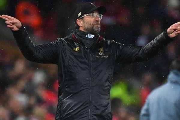 Klopp: Liverpool's final pass not good enough