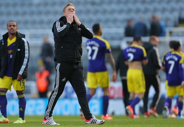 Monk: Newcastle win proves Swansea are united