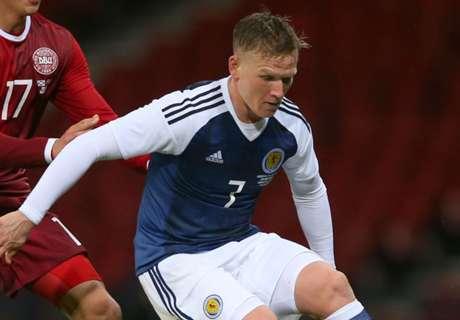 Scotland 1-0 Denmark: Agger mistake