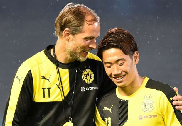 Kagawa was not mentally ready to play against Hertha, says Tuchel