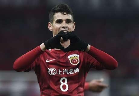 Oscar shines for Shanghai SIPG