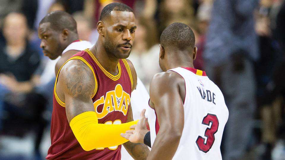 Dwyane Wade in talks with Cavaliers, cancels other meetings