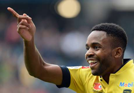 Bakambu claims Swansea & Palace bids