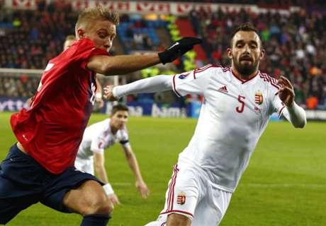 Norway 0-1 Hungary: Kleinheisler goal