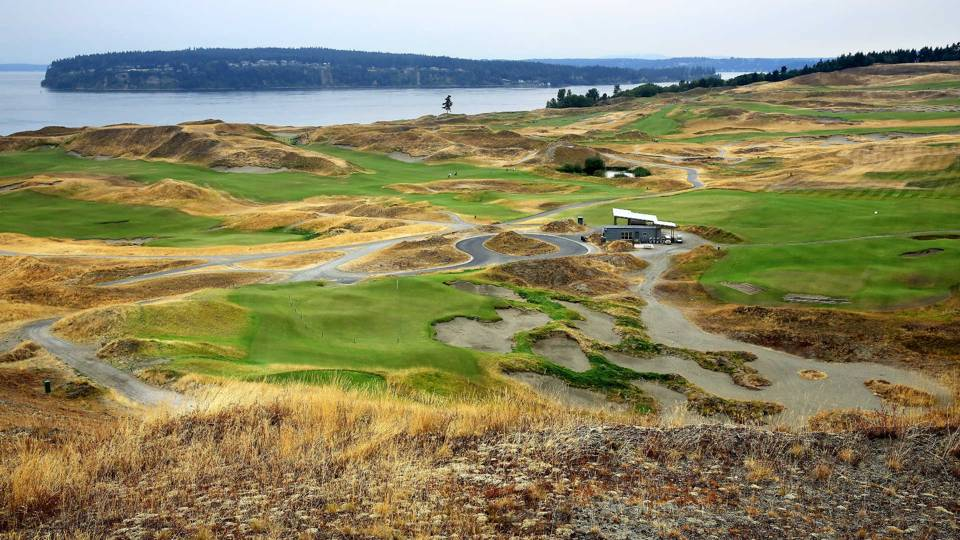 No. 9 at Chambers Bay