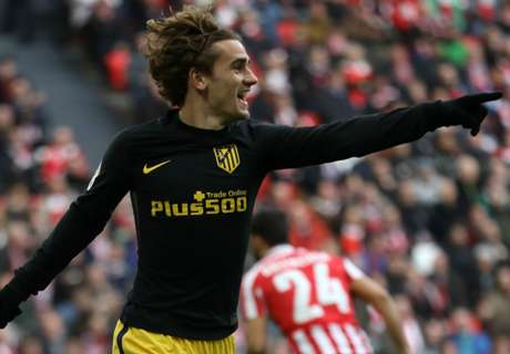 Koke thanks 'genius' Griezmann