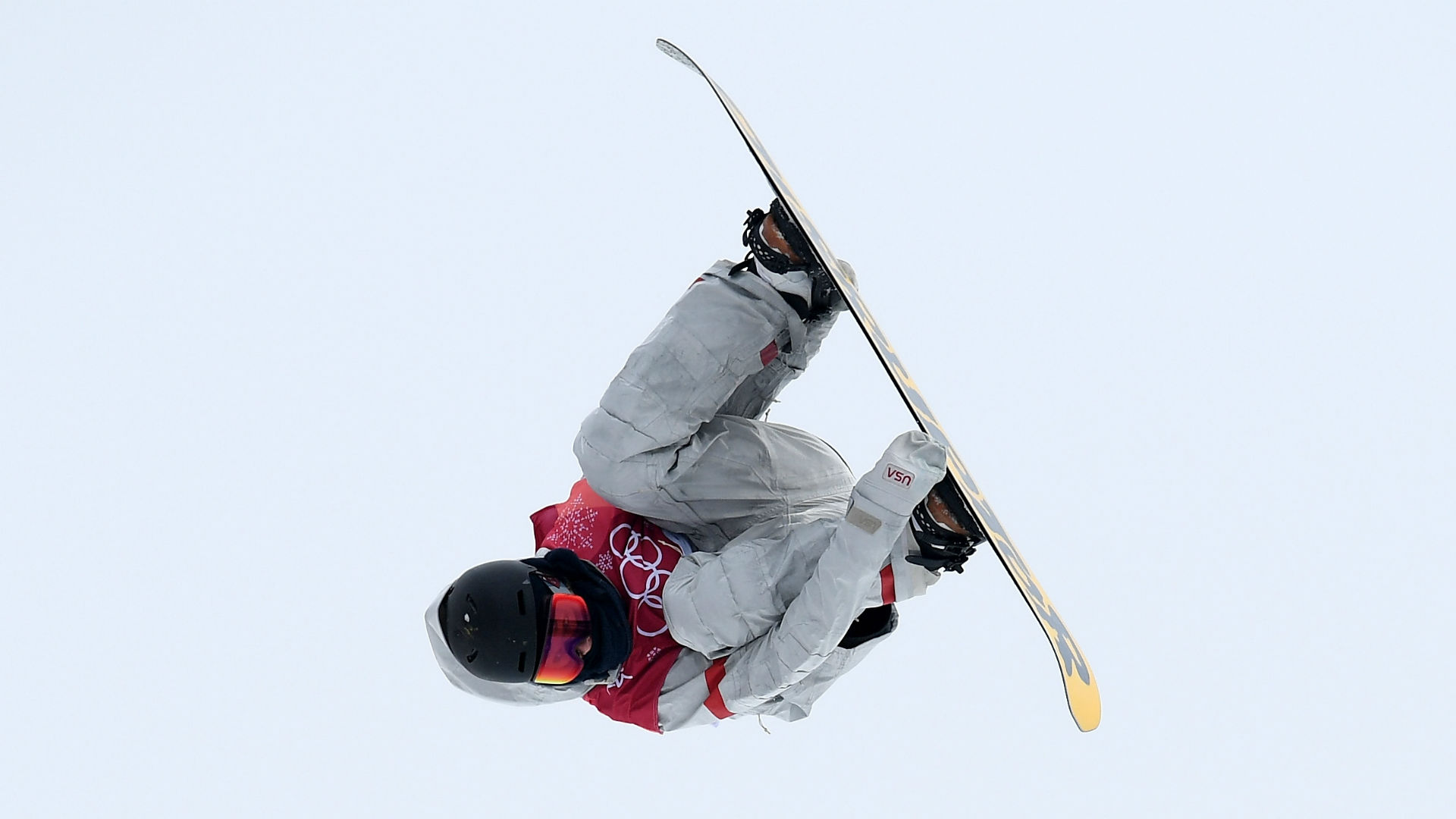 Canadian snowboarder Sebastien Toutant wins gold in men's big air