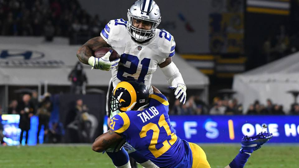 NFL playoffs 2019  Things get spicy after the Rams defeat the Cowboys in  NFC divisional round cdd62abed