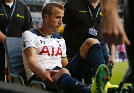 Kane injury not as bad as feared