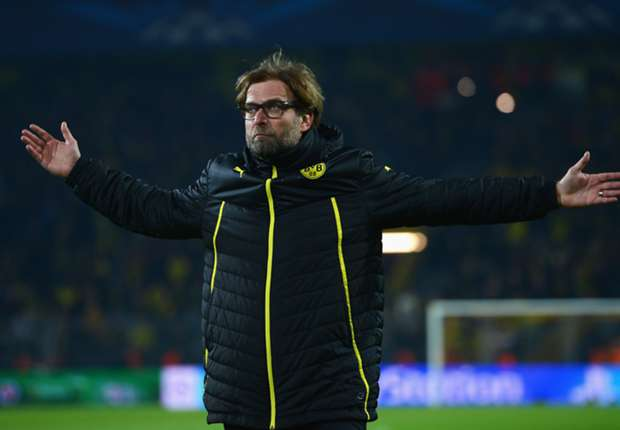 Klopp: Dortmund were superior