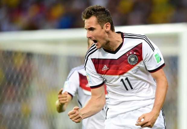 Klose: I'll wait to set the new goals record in the next game