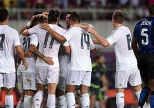 Real Madrid - Tottenham Hotspur Betting