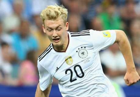 Brandt rules out Bayern Munich switch