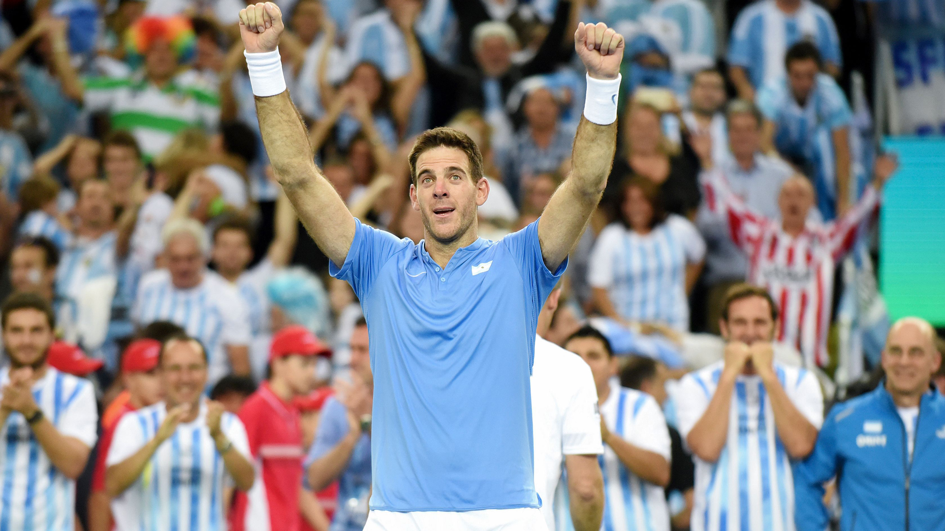 Juan Martin del Potro confirms he will miss 2017 Australian Open