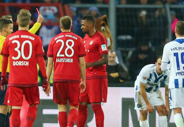 Boateng to serve suspension in next Bayern friendly