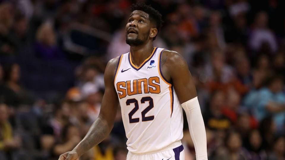 Deandre Ayton injury update: Suns rookie suffers left ...